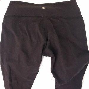 lululemon athletica Pants - Lululemon - Black Wunder Under Leggings